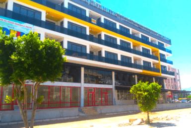 آپارتمان 1 خوابه در مجتمعی مدرن با منظره دریا در کنیالتی آنتالیا