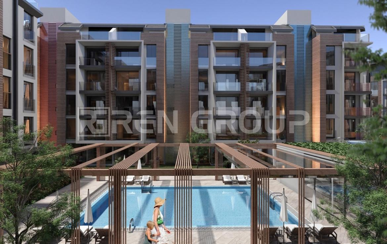 luxury apartments in Konyaalti