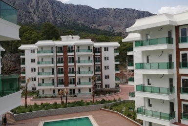 Installment sale of modern apartments in Konyaalti Antalya