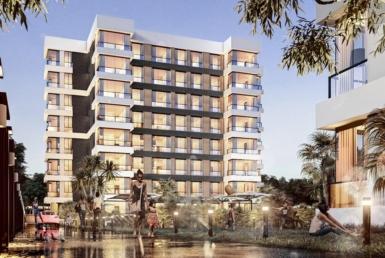 خرید آپارتمان های اقساطی ارزان در آکسو آنتالیا