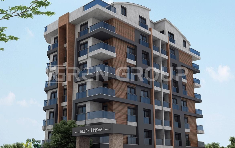 آپارتمان های فروشی با قیمت مناسب در کنیالتی آنتالیا