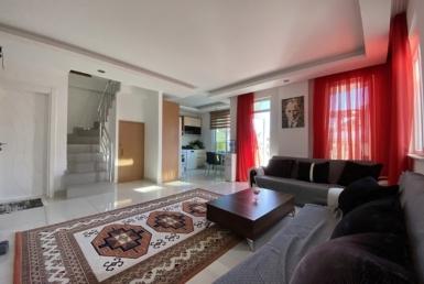 آپارتمان دوبلکس 2 خوابه در کنیالتی نزدیک به دریا
