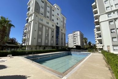 Modern 2 bedroom apartment in Lara Antalya