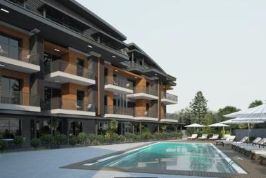 پیش فروش آپارتمان های نوساز در آنتالیا نزدیک به فرودگاه