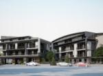 آپارتمان های آماده تحویل در لارا آنتالیا