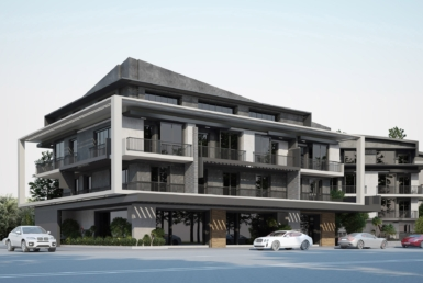 Brand new apartments in Antalya Lara
