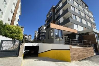 آپارتمان های خوش ساخت در مجتمع نوساز در کنیالتی آنتالیا