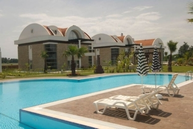 Fully furnished private villa in Aksu, Antalya