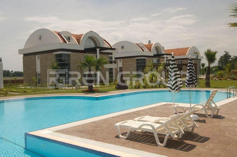 Fully furnished private villa in Aksu, Antalya