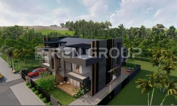Luxurious Villa in Antalya Lara 1 km to the Beach