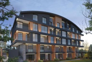 آپارتمان نوساز دوبلکس در کنیالتی آنتالیا، با استخر و سونا