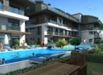 آپارتمانهای دنج نزدیک به دریا در لارا آنتالیا