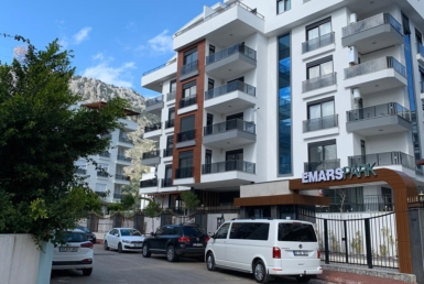 آپارتمان در مرکز شهر آنتالیا کنیالتی نوساز و راحت