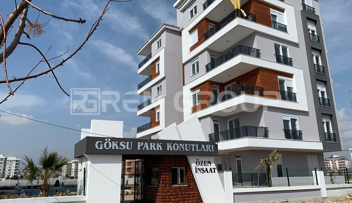 Buy cheap houses in Kepez Antalya, new and High quality