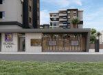 آپارتمان های فروشی در کپز با دسترسی عالی به مرکز شهر