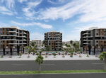 Apartments for sale in Kepez with excellent access to the city center