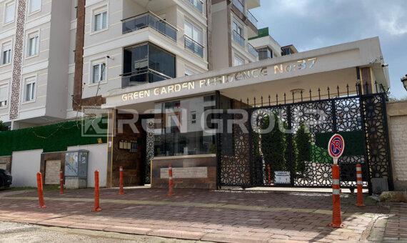 2 bedroom apartment in Konyaalti Hurma Antalya with excellent facilities