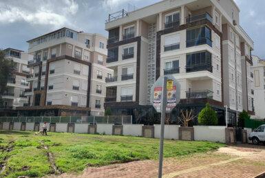 آپارتمان 2 خوابه در حورما کنیالتی آنتالیا با امکانات عالی